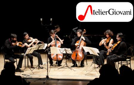 Atelier Giovani - Concerti Classica Torino