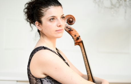 Miriam Prandi: «Con il mio violoncello, tra la nostalgia di Dvořák»