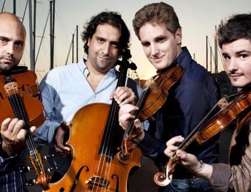 [#UMLive] Quartetto di Cremona – clip dall'integrale mozartiana