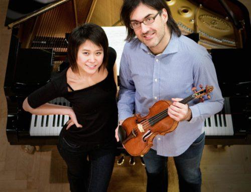 Leonidas Kavakos e Yuja Wang, domenica 29 gennaio 2017 – comunicato stampa