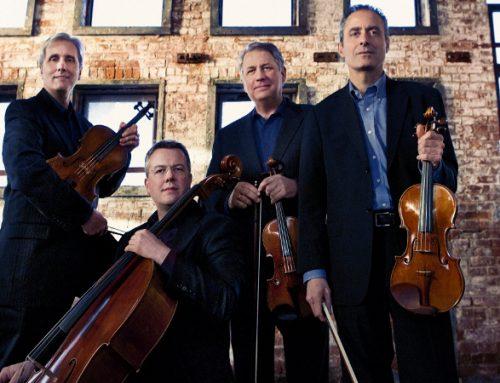 Lo sguardo rivolto alla modernità del Quartetto Emerson