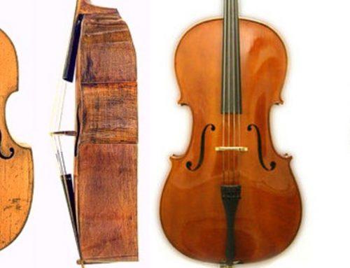 Viola da gamba vs violoncello