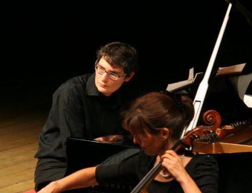 Intervista esclusiva ad Antonio Valentino – Trio Debussy