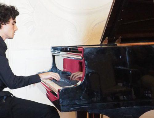 Intervista esclusiva a Edoardo Momo