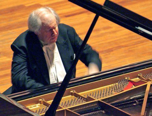Bis del concerto di Grigory Sokolov