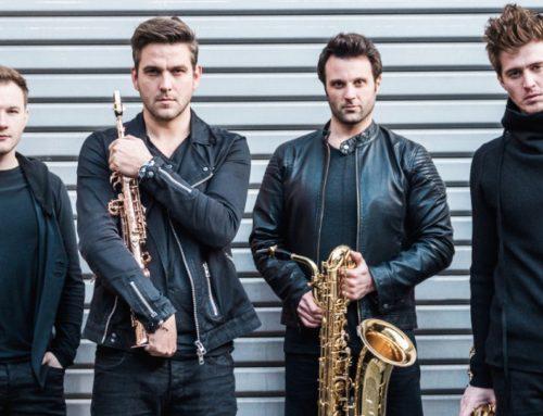 [#UMLive] Signum Saxophone Quartet 15-1-2017