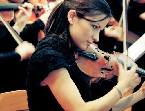 Ensemble d'archi del Conservatorio della Svizzera italiana, domenica 22 ottobre 2017 – Comunicato stampa