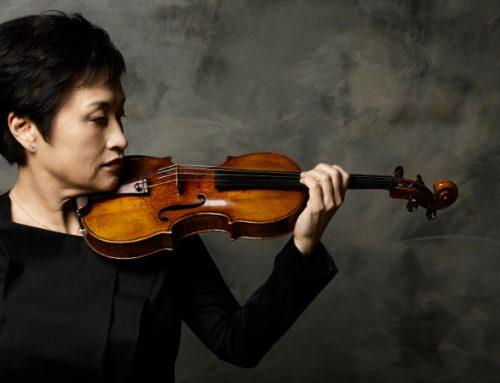 Kyung Wha Chung-Kevin Kenner, mercoledì 25 ottobre 2017 – Comunicato stampa
