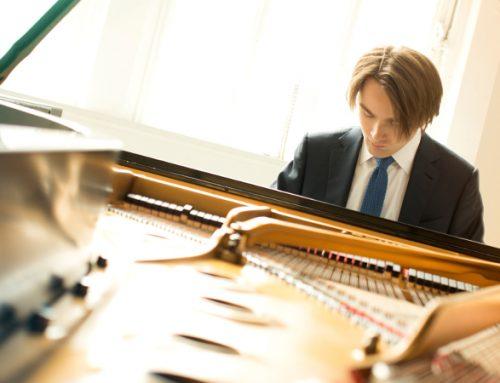 Bis del concerto di Daniil Trifonov