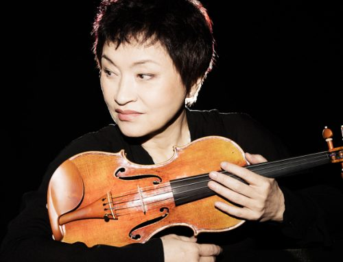 Bis del concerto di Kyung Wha Chung e Kevin Kenner