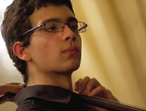 Bis del concerto dell'Ensemble d'archi del Conservatorio di Lugano