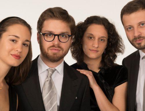 La musica sviluppa la reazionalità e insieme la creatività – Intervista esclusiva al Quartetto Adorno
