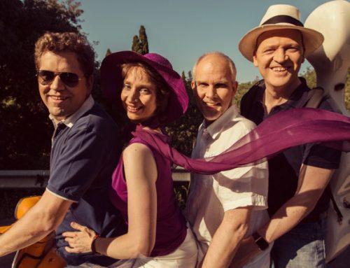 Al via l'integrale del Quartetti di Beethoven con il Quartetto Casals, 14 e 15 novembre – Comunicato stampa