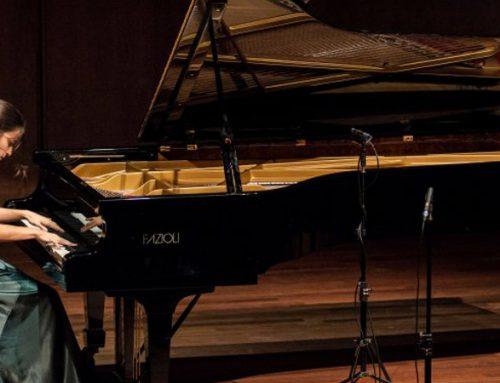 Saskia Giorgini all'Unione Musicale, mercoledì 13 dicembre – Comunicato stampa