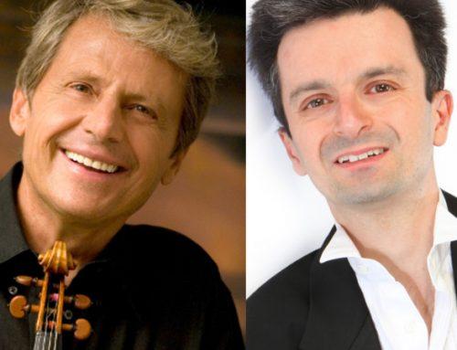 Bis del concerto di Uto Ughi e Andrea Bacchetti