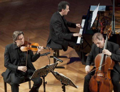 Tutto Brahms con il Trio di Parma e il corno di Guglielmo Pellarin, mercoledì 10 gennaio – Comunicato stampa