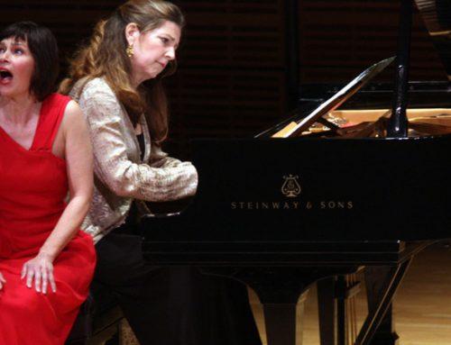 Sandrine Piau e Susan Manoff per il Festival Richard Strauss, mercoledì 7 febbraio 2018 – Comunicato stampa