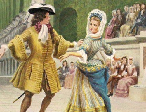 Il re danza. Teatro musicale per famiglie – Comunicato stampa