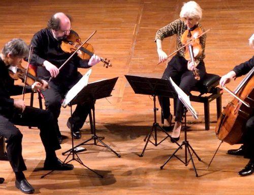 Bis del Quartetto Hagen