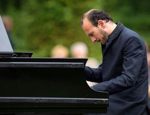 Arriva all'Unione Musicale il pianista armeno Ashot Khachatourian, domenica 25 marzo 2018 – Comunicato stampa