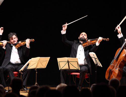 Energia e slancio: torna a Torino il Quartetto di Cremona, mercoledì 28 marzo 2018 – Comunicato stampa
