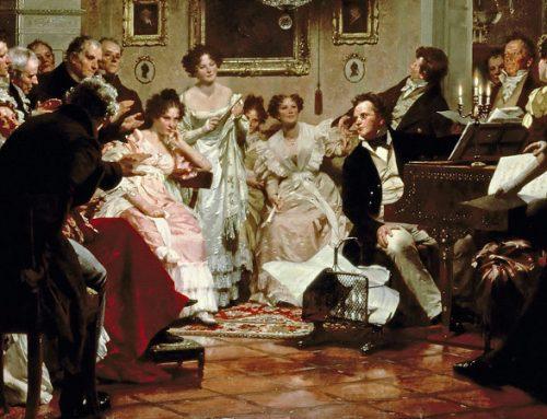 Schubertiade: secondo appuntamento con i Lieder di Schubert, martedì 6 marzo 2018 – Comunicato stampa