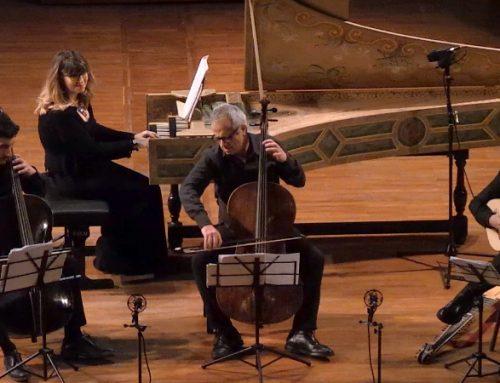 Bis di Giovanni Sollima con L'Arianna Art Ensemble