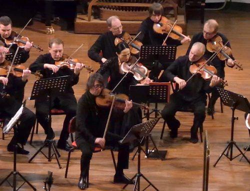 Bis del concerto di Yuri Bashmet con I Solisti di Mosca