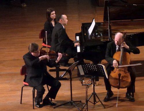 Bis del concerto del Trio Montrose