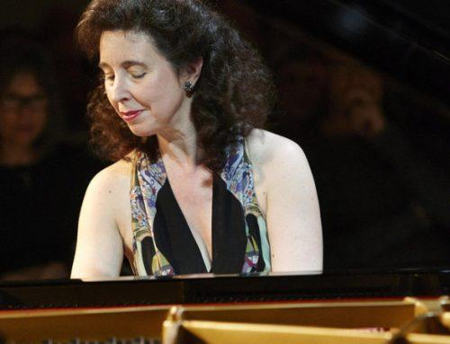 Angela Hewitt suona le Variazioni Goldberg, mercoledì 18 aprile 2018 – Comunicato stampa
