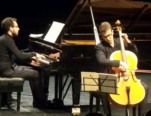 Bis del concerto di Fabrizio Scilla e Luca Buratto