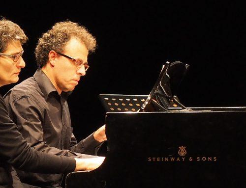 Amicizia a 4 mani: recital dei pianisti Antonio Valentino e Claudio Voghera – Comunicato stampa