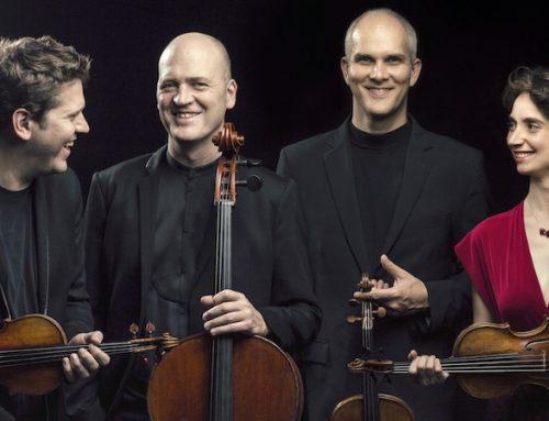 Prosegue l'integrale del Quartetti di Beethoven con il Quartetto Casals, 8 e 9 maggio – Comunicato stampa
