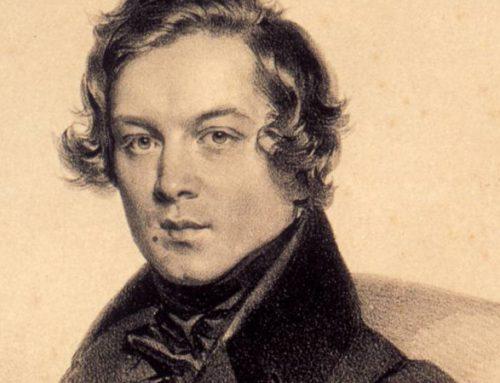 Ultimo appuntamento con la serie Schumann, martedì 22 maggio 2018 – Comunicato stampa