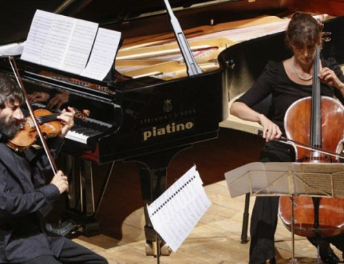 [#UMLive] Trio Debussy
