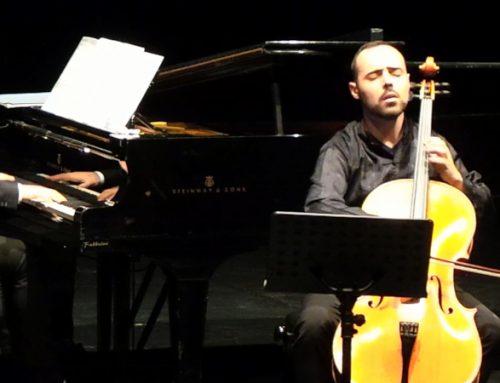 Bis del concerto Pianelli e Dragan