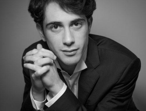 Con il recital del pianista Leonardo Pierdomenico inaugura la serie YOUNG – Comunicato stampa