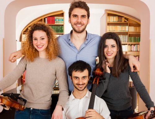 La musica da camera? Una lezione di vita! – Intervista esclusiva al Quartetto Werther
