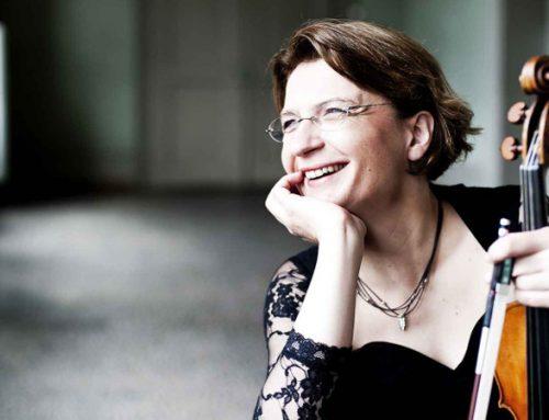 Debutto a Torino di Antje Weithaas, una delle grandi violiniste del nostro tempo – Comunicato stampa
