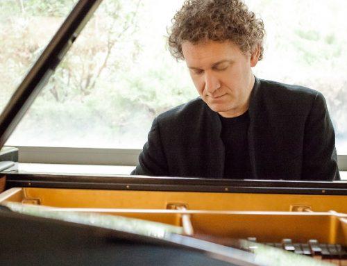 Andrea Lucchesini ritorna con Schubert e Schumann, mercoledì 12 dicembre – Comunicato stampa