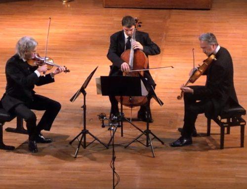 Bis del Nuovo Trio Italiano d'Archi