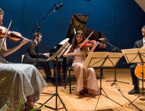 Il giovane Quartetto Werther debutta a Torino per l'Unione Musicale (4/12/2018) – Comunicato stampa