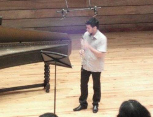 Dal Venezuela, sognando un futuro da musicista.Intervista esclusiva a Nelson David Nuñez