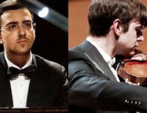 Debutto del giovane duo Cardaropoli-Ferro (2/2/2019) – Comunicato stampa