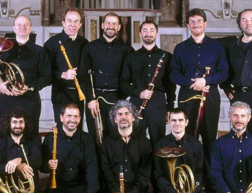 Bis concerto Ensemble Zefiro