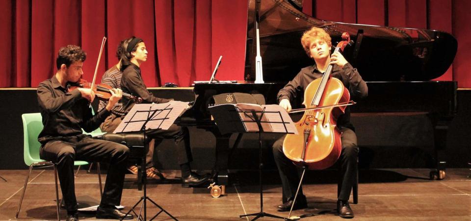 Intervista esclusiva al Trio Chagall