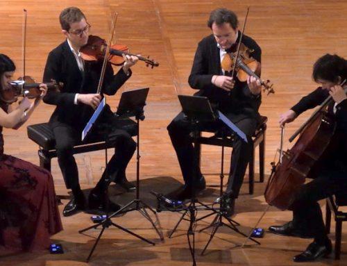 Bis del Quartetto Belcea