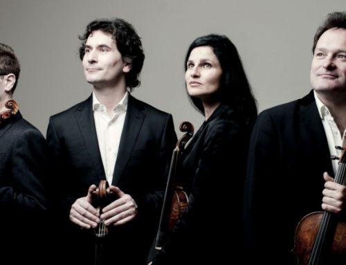 Raffinato ed espressivo, ritorna a Torino il Quartetto Belcea (27/03/2019) – comunicato stampa