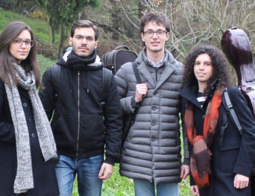Il Quartetto Dàidalos debutta a Torinoper la serie Young (30/03/2019) – Comunicato stampa