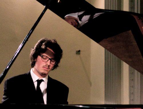Capretti, Maccarrone e Moneti: giovani talenti per Schumann (sabato 13 aprile 2019) – comunicato stampa